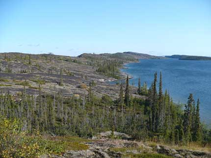 Great Slave Lake NWT