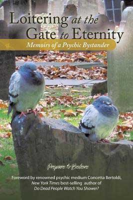 Loitering at the Gate To Eternity cover
