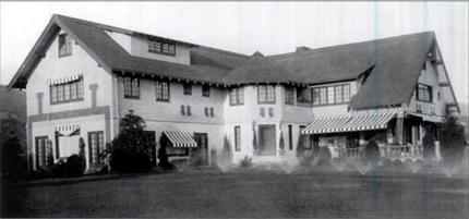 Pickfair circa 1920