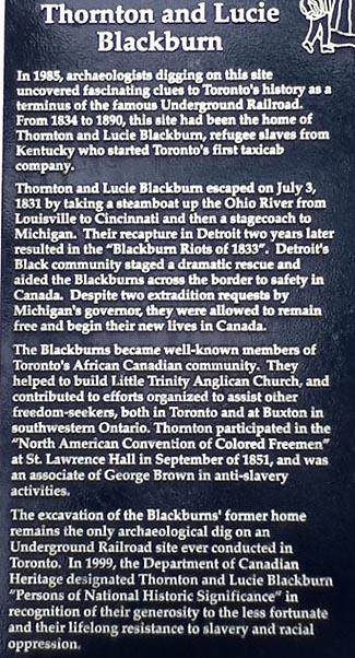 Thorton and Lucie Blackburn