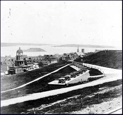 Citadel Hill - Halifax, Nova Scotia