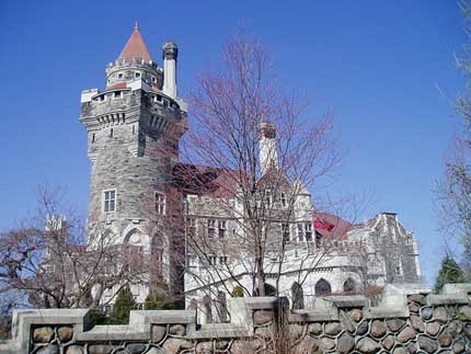 Casa Loma - Not As Haunted As One Might Think