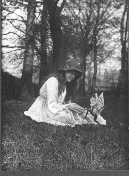 cottingley fairies photos