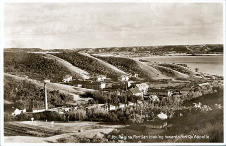 Fort San circa 1920s