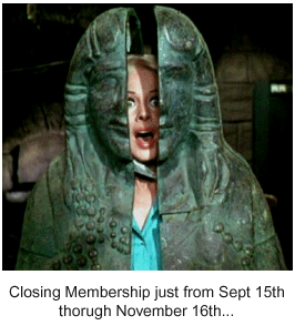 Halloween 2011 - Shutting Membership Down For Now