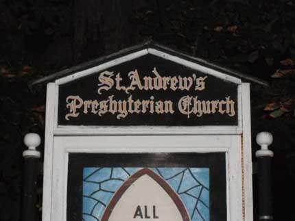 St Andrews Chruch