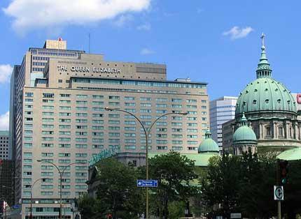 The Queen Elizabeth Hotel