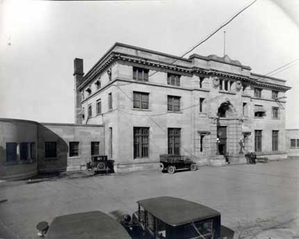 Union Station 1911