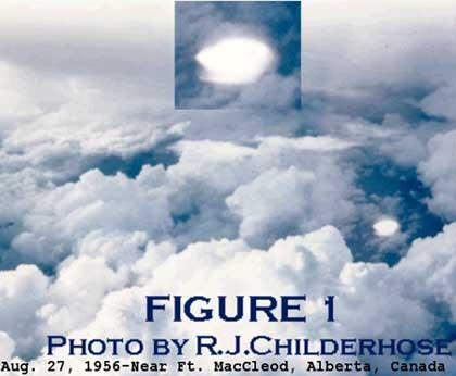 Childerhose UFO Photo