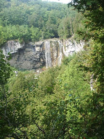 image of Eugenia Falls