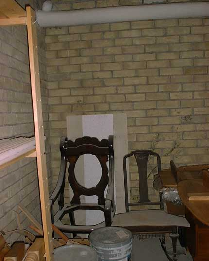 Old Jail Cell