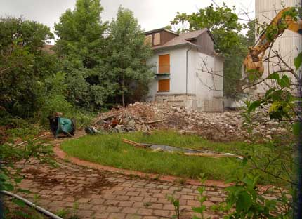 Guild Inn Scarborough Ontario demolished July 2009