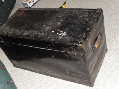 Haunted Trunk image one