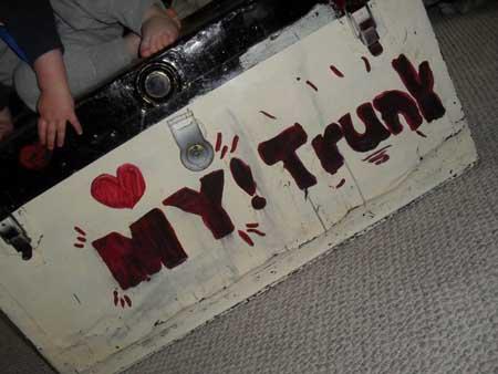 Haunted Trunk Image 3