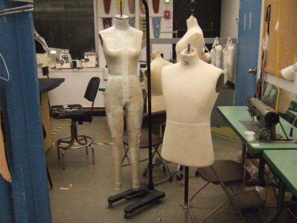 Dress maker dummies