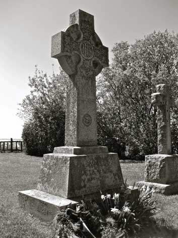 St. George's Churchyard, Sibbald's Point, Ontario