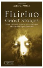 Filipino Ghost Stories Book Cover